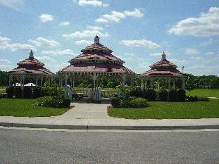 Williams Park Gazebo