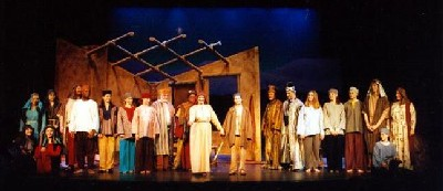 Curtain call for Amahl and the Night Visitors