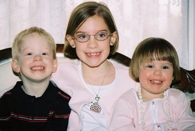 Ethan, Morgan, Sophia