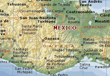 State of Oaxaca, Mexico